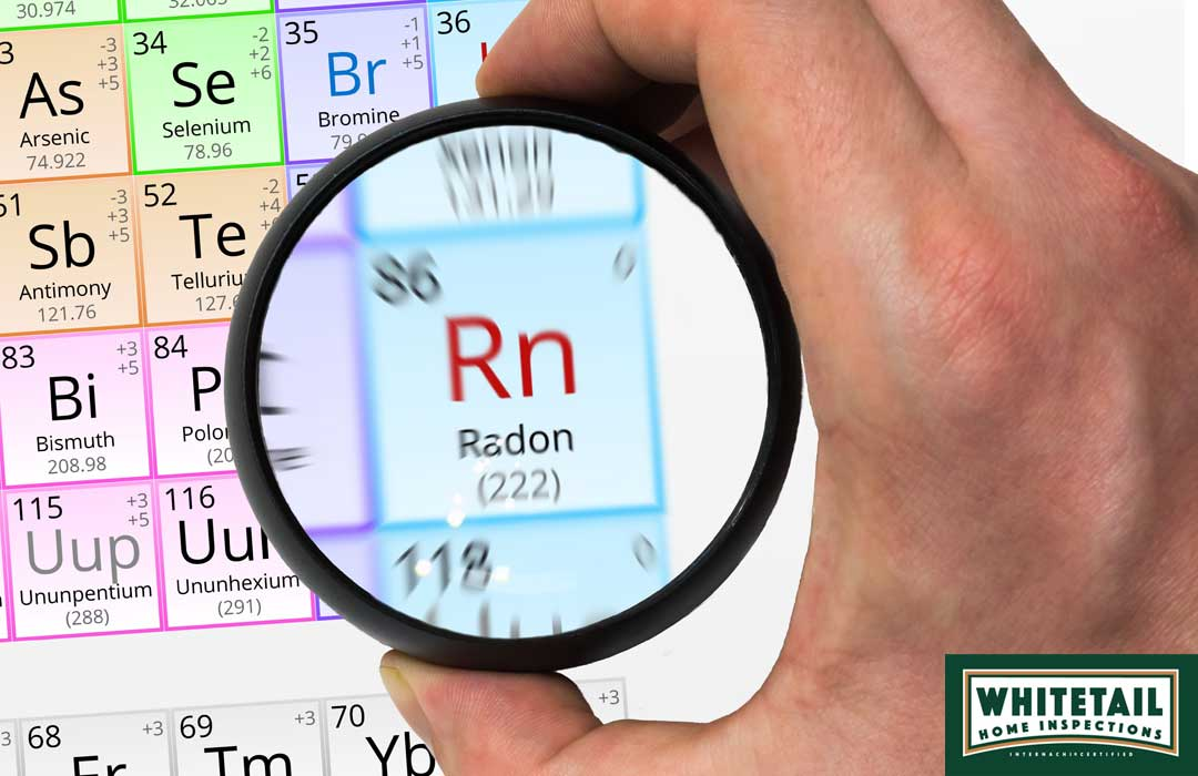 Radon Inspection Image